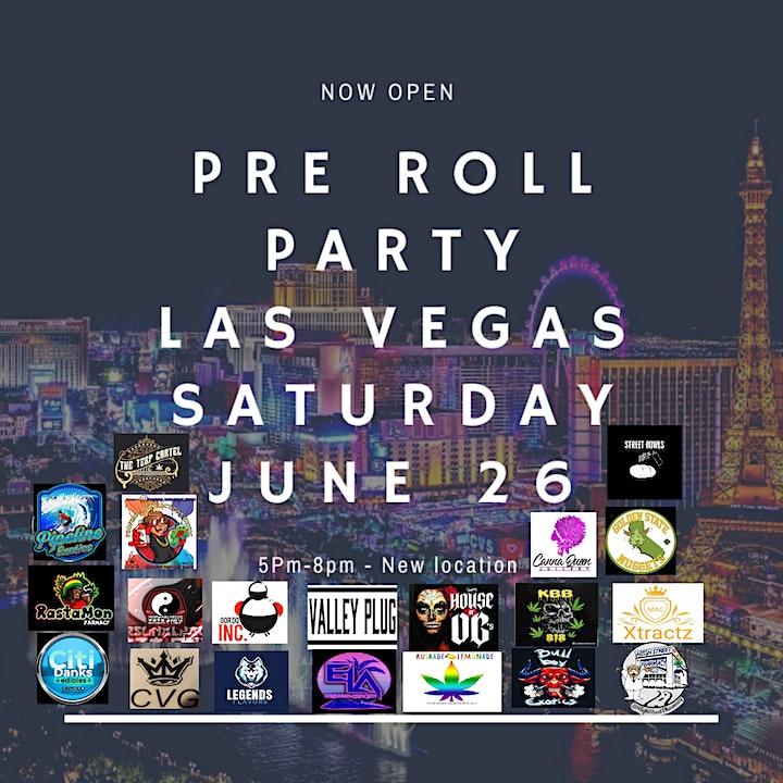 Las Vegas Summer Party  June 26 Saturday 5pm-8pm image