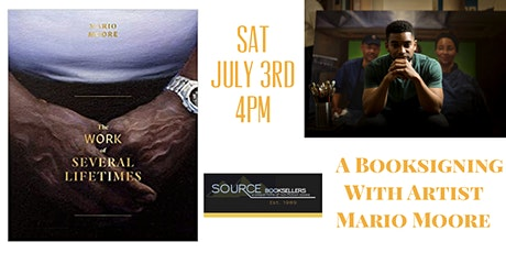 The Work of Several Lifetimes Book Signing with Mario Moore tickets