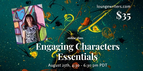 Engaging Characters Essentials tickets