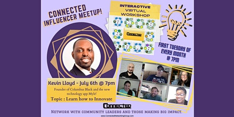 CLICK THE OTHER LISTING TO JOIN THE   Influencer Virtual Networking  event tickets