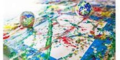 Painting with Spheros @ Bridgewater Library School Holiday Program tickets