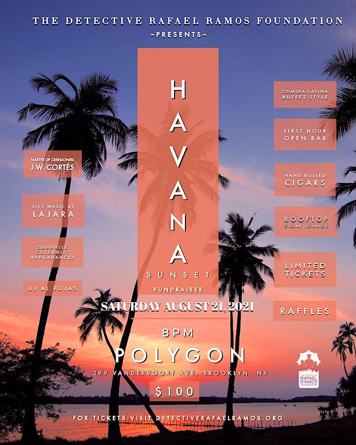Havana Sunset Fundraiser image