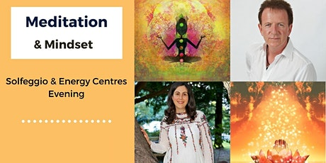 Meditation & Mindset - Solfeggio & Energy Centres Evening - Perth tickets
