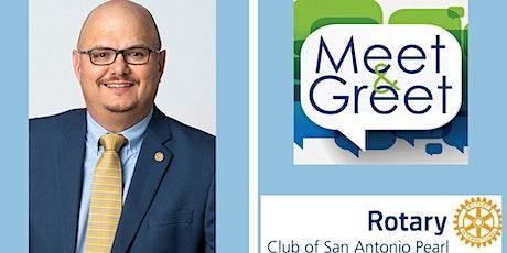 Meet-and-Greet Dr. Robert Vela From Alamo College tickets