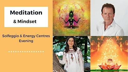 Meditation & Mindset - Solfeggio & Energy Centres Evening - Adelaide tickets