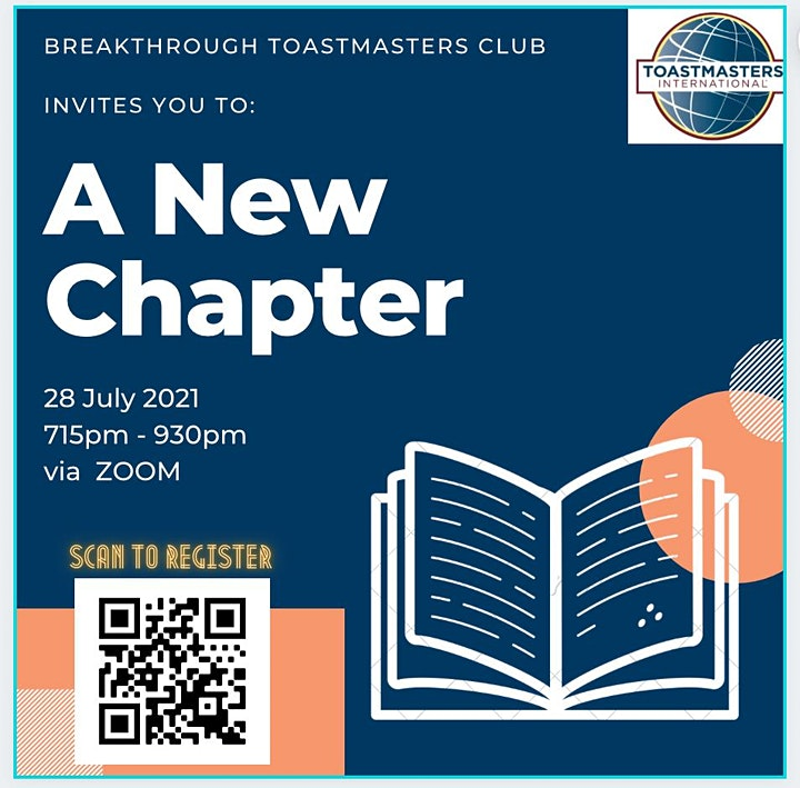 'A New Chapter' @ BTMC Chapter Meeting image