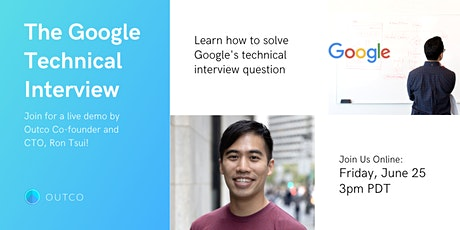 The Google Technical Interview Question - Live breakdown and walkthrough tickets