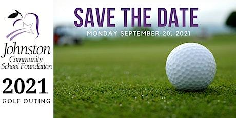 Johnston School Foundation 2021 Golf Outing tickets