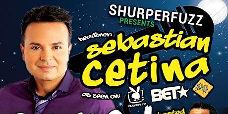 Sebastian Cetina at The Hood Bar Comedy Night : Sat. July 24th tickets