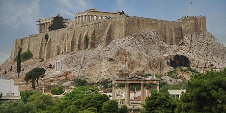 Speaker Series: How are the Mighty Fallen? Athens Under Roman Rule tickets