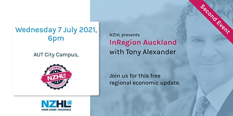Tony Alexander InRegion Auckland - Seminar Two tickets