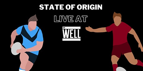 State Of Origin G2 @ The Well tickets