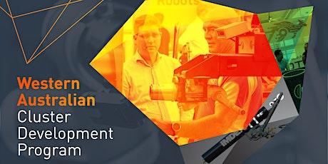Official launch of the Western Australian Cluster Development Program tickets