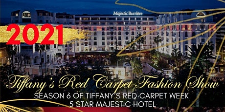 Season 6 Of Tiffany's Red Carpet Week Fashion Show tickets