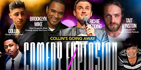 Comedy Explosion feat Richie Redding: Comedy Central & Katt Williams Tour tickets