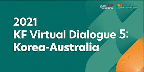 Green technologies to enhance Korea-Australia regional collaboration tickets