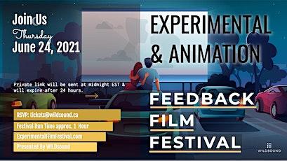 Animation & Experimental Short Film Festival - FREE virtual event Thursday tickets