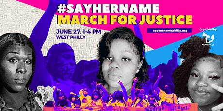 #SayHERName March for Justice 2021 tickets