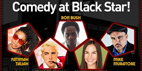Majik Skool Bus Comedy Presents: Blackstar Burger, Comedy & Super Cars tickets
