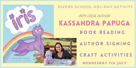 'Iris' - Children's Book Reading + Craft Activities tickets