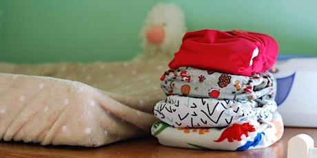 Cloth Nappy Workshop - with Kam the cloth nappy Guru! tickets