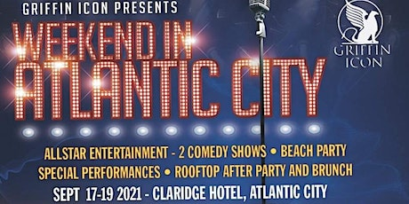 A WEEKEND OF COMEDY IN ATLANTIC CITY tickets