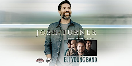 Josh Turner with Eli Young Band tickets