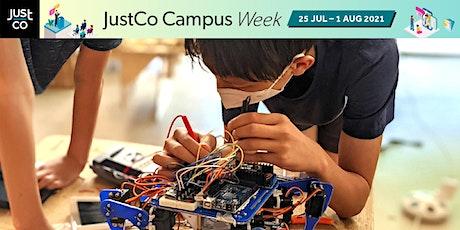 Introduction to Arduino & Biorobotics tickets