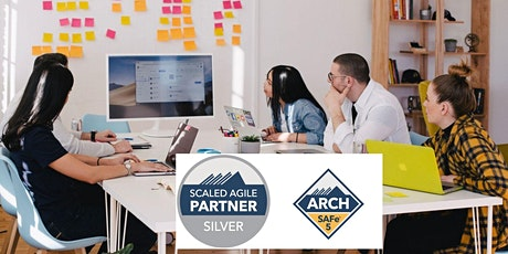 SAFe® 5.0 for Architects (ARCH®)-Sept 20-22- EST from Scaled Agile tickets