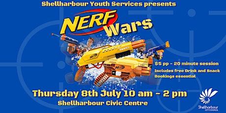NERF WARS tickets