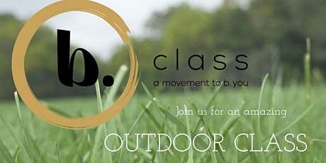 Outdoor b.class®  on the Bow with Candace Thursday at 7:00pm tickets