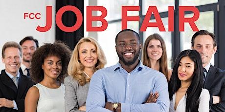 Family Christian Center Job Fair Company Registration tickets