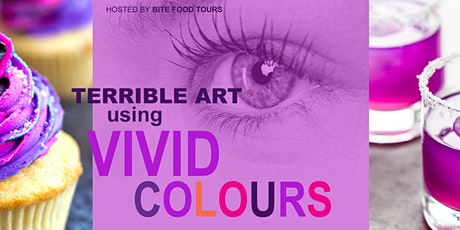 TERRIBLE ART inspired by VIVID Festival of Light tickets