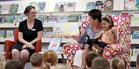 Felicity Newton Storytime - Macquarie Regional Library tickets