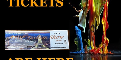 6 th ANNUAL ATOP AWARENESS FASHION SHOW tickets