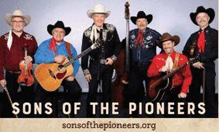 Chisholm Trail Days-Sons of the Pioneers/Cowboy Poetry/Demonstrations image
