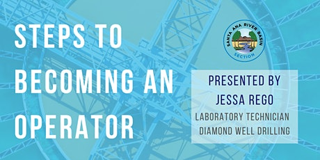 SARBS SYP Presents - Steps to Becoming an Operator tickets