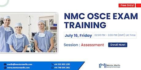 Mentor Merlin OSCE Training-Live Class Session-Assessment-Free Entry ingressos