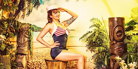 2021 Tiki Oasis Pin-Up Glamour Packages boletos
