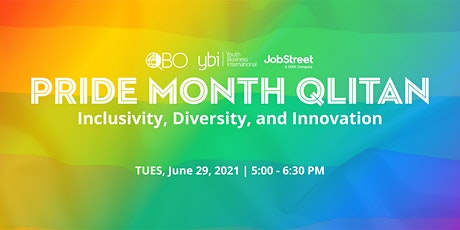 Pride Month QLITAN: Inclusion, Diversity and Innovation tickets