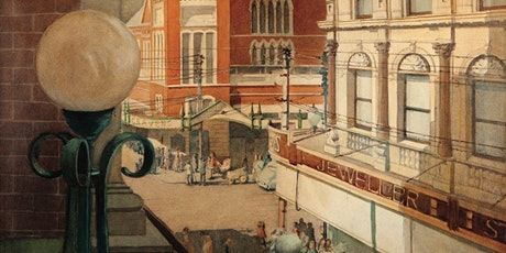 The City Beautiful William Bold and the Development of Perth 1901 to 1944 tickets