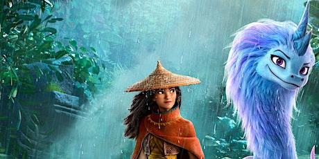 Sensory Friendly Movie Session - Raya and the Last Dragon tickets