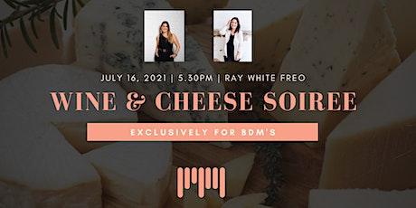 Cheese & Wine Night - BDM Networking tickets