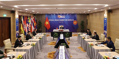 Australia-Southeast Asia Relations: The Post COVID-19 Regional Order tickets