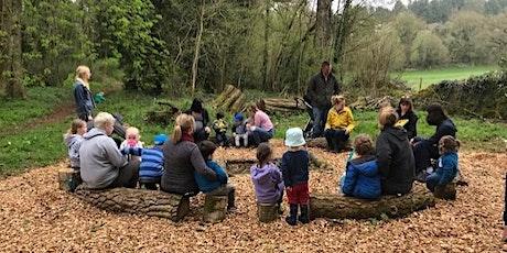 Thursday AM Tots & Twigs Forest School Westonbirt Arboretum Autumn 2021 tickets