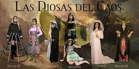 Las Diosas del Caos   Muestra Teatral   Taller de Teatro para Mujeres 02 entradas
