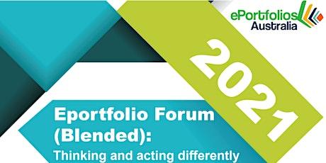 2021 Eportfolio Forum Online (and supported by UNSW Sydney [Eora Nation]) tickets