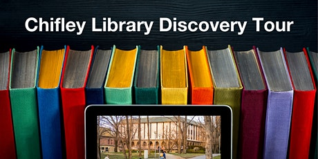 Chifley Library Discovery Tour tickets