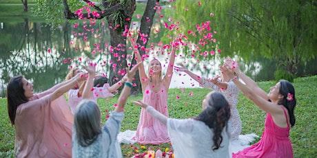 Full Moon Women's meditation circle (in English) tickets