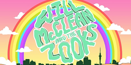 Will McClean & The Zooks | Live in Auckland tickets